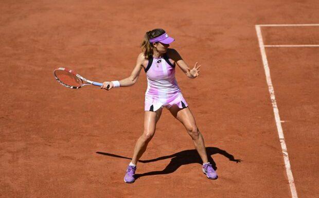 PHOTOS – Roland Garros: Alizée Cornet, Maria Sharapova, les plus beaux looks des joueuses