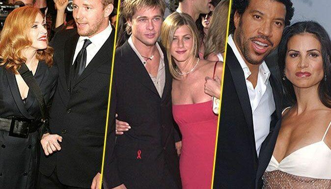 Photos : Madonna, Brad Pitt, Lionel Richie… Les divorces les plus chers de l'histoire !
