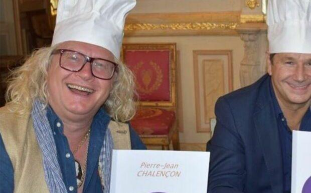 Pierre-Jean Chalençon et Christophe Leroy ironisent sur l'affaire des repas clandestins