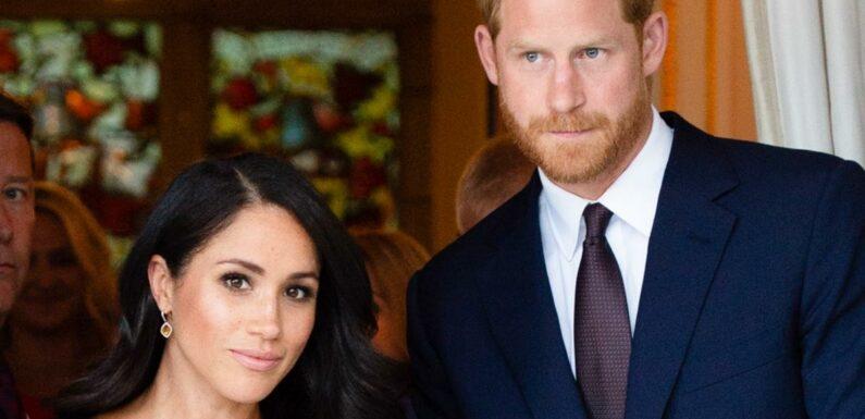 Prince Harry et Meghan Markle en plein cauchemar à cause de la famille royale, il fait de nouvelles révélations chocs