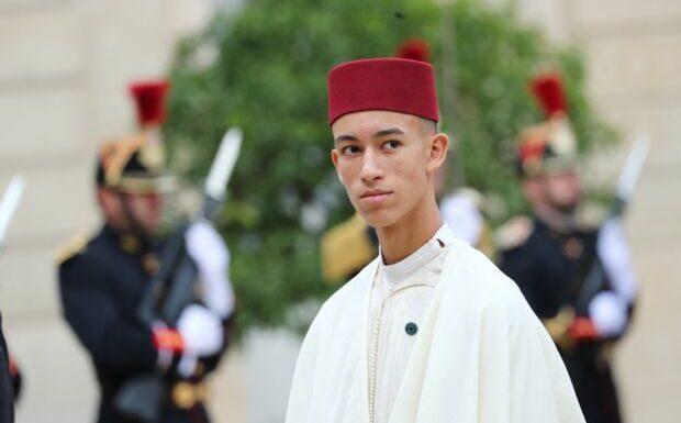 Prince Moulay El Hassan: à 18 ans, le fils du roi du Maroc est promis à un brillant avenir