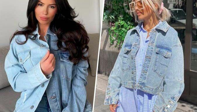 Printemps 2021 : 3 vestes en jean à moins de 45€ à shopper chez Boohoo