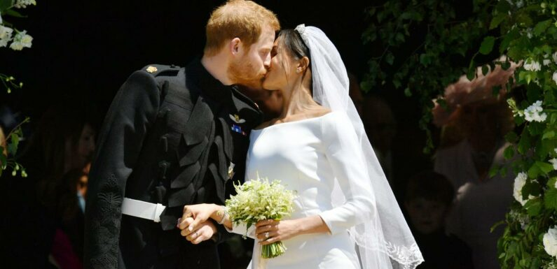 Quand Harry épousait Meghan : revivez le jour J comme si vous y étiez