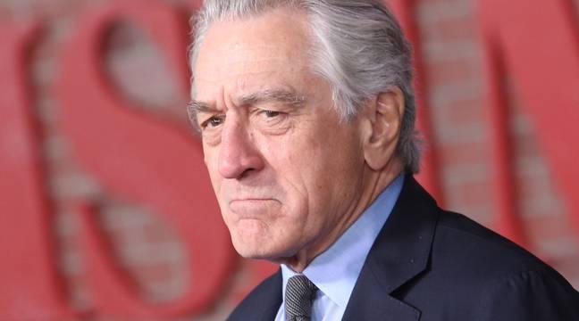 Robert De Niro se blesse sur le tournage de son prochain film