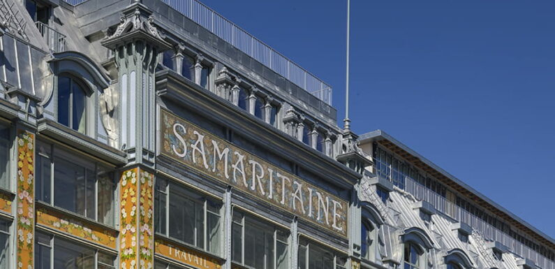 Samaritaine 2021: réouverture et nouveautés le 19juin!