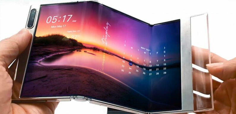 Samsung : Voici les incroyables écrans pliables que le constructeur va présenter