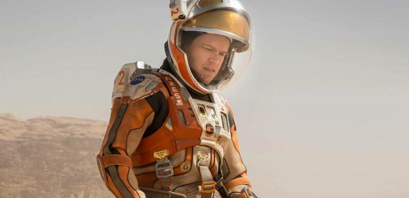 Seul sur Mars : qui le studio voulait-il à la place de Matt Damon ?