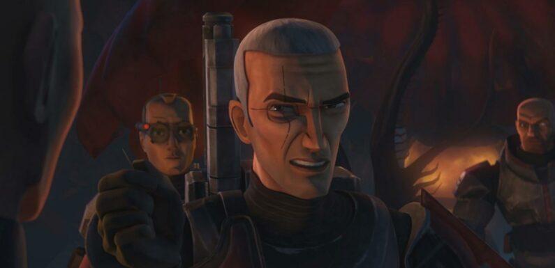 Star Wars, The Bad Batch : Crosshair rebasculera-t-il du côté de la Clone Force 99 ?