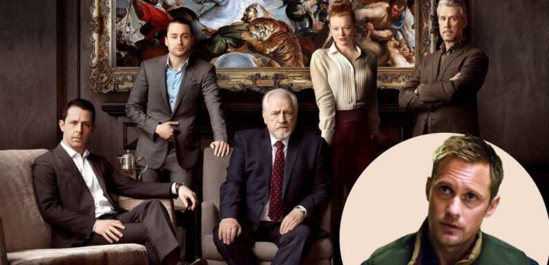 Succession saison 3 : Alexander Skarsgård (True Blood, Big Little Lies) débarque aux côtés des Roy