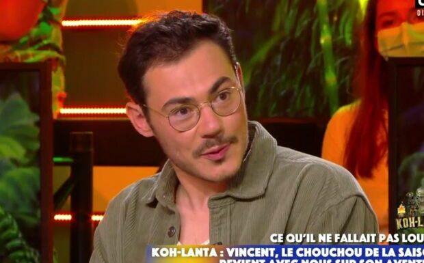 VIDEO Koh-Lanta, les armes secrètes: Vincent révèle ses projets s'il remporte les 100 000 euros