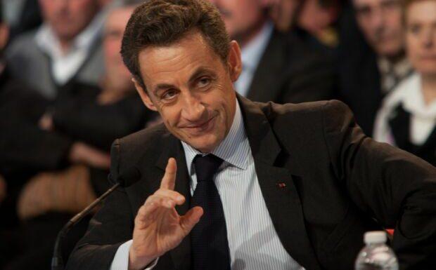 VIDEO Nicolas Sarkozy: cette grosse «bourde» de sa maquilleuse qu'il a laissé passer