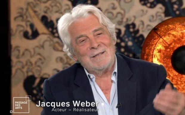 VIDEO Passage des arts: Jacques Weber s'exprime sur les «extravagances absolument invraisemblables» de Robert Hossein