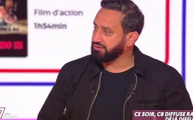 VIDEO Touche pas à mon poste: ce défi fou lancé par Cyril Hanouna à ses chroniqueurs