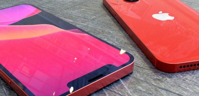 iPhone 13 : Il ne devrait pas souffrir de la crise des puces