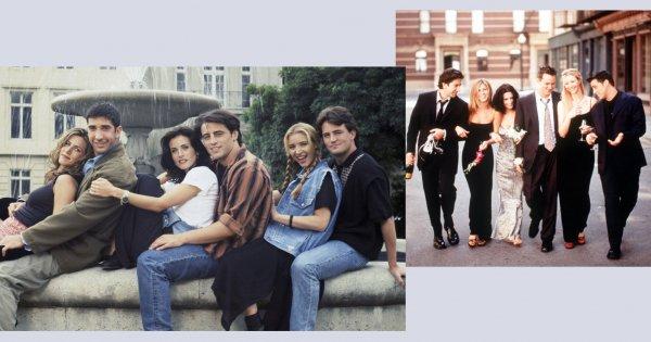 """""""Friends"""": pourquoi regarde-t-on toujours la sitcom des années 1990?"""
