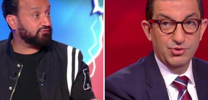"""""""Sortez, vous nous faites chier !"""" : Cyril Hanouna excédé par Jean Messiha dans TPMP"""