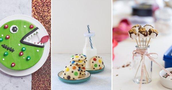 15 gâteaux et friandises maison pour un anniversaire d'enfant