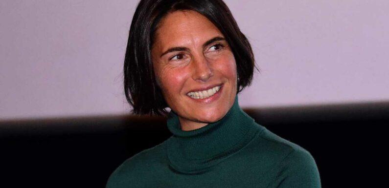 """Alessandra Sublet : avec ses enfants c'est """"perdu de vue"""""""