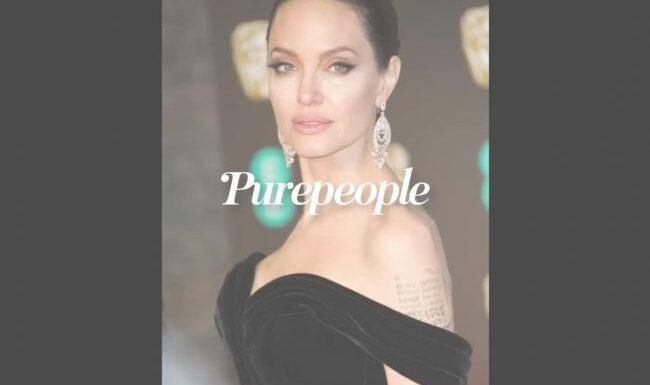 Angelina Jolie : Sa fille Zahara s'est fait opérer !