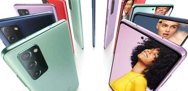 Bon Plan Samsung Galaxy S20 FE : Profitez du haut de gamme 5G en baisse de 41%