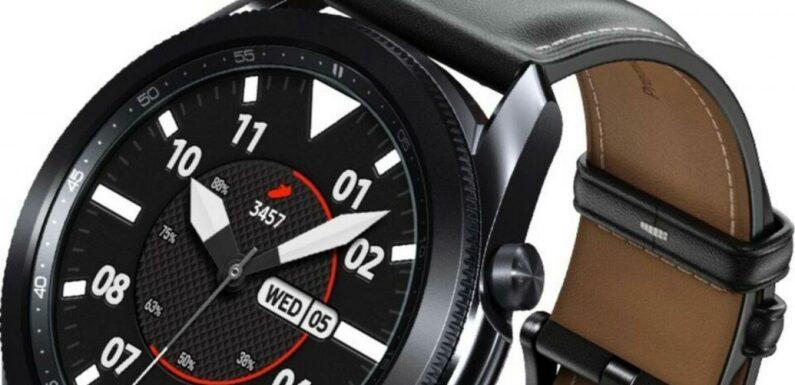Bon Plan Samsung Galaxy Watch 3 : La montre connectée disponible avec -45% de rabais