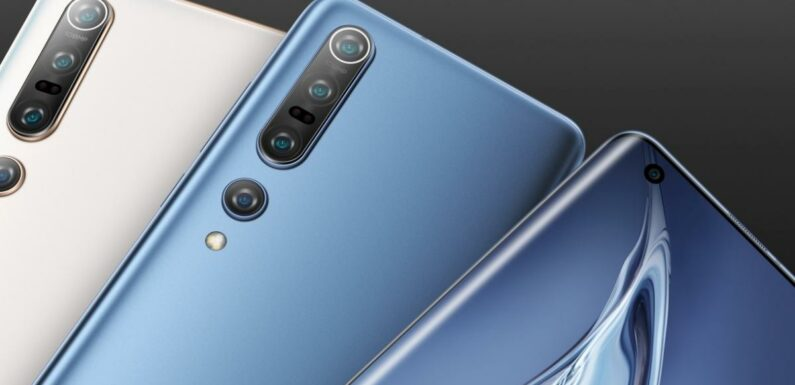 Bon Plan Xiaomi Mi 10 : 41% de remise pour le puissant smartphone premium