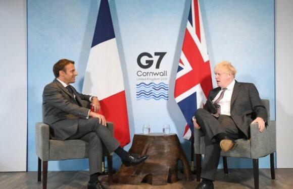 Boris Johnson dézingue Emmanuel Macron, coupable… d'avoir ramené du mauvais vin au G7
