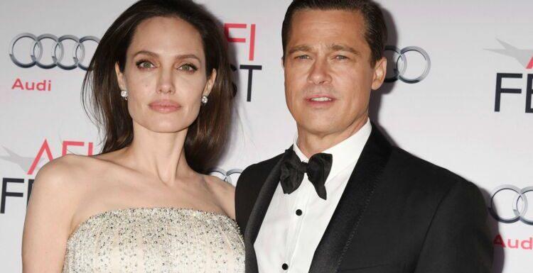 """Brad Pitt a craqué pour Angelina Jolie parce que sa relation avec Jennifer Aniston n'était """"pas au beau fixe"""""""