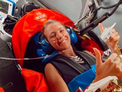 Candice (Koh-Lanta) gravement blessée lors d'une sortie canyoning