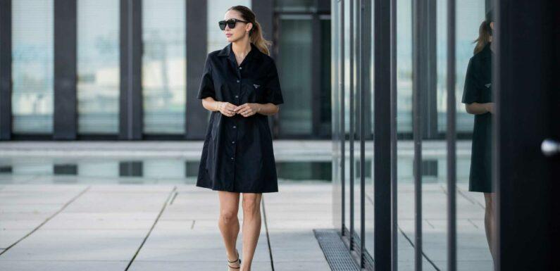 Cette petite robe noire La Redoute parfaite pour l'été convient à toutes les morphologies !