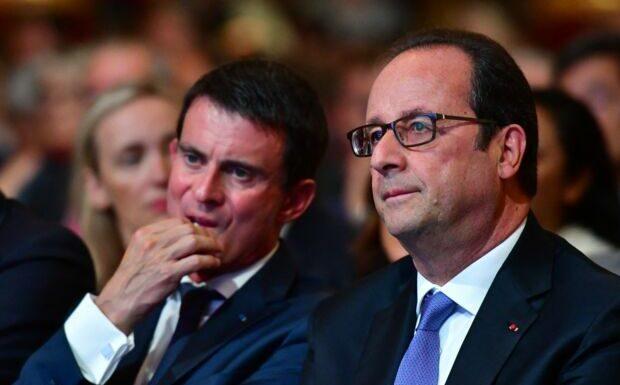 «Des canard sans tête»: François Hollande et Manuel Valls pas ménagés