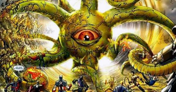 Doctor Strange 2 : Shuma-Gorath en tant qu'antagoniste, bonne ou mauvaise idée ?
