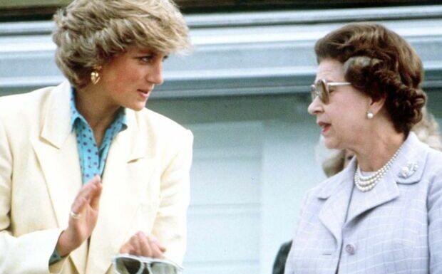 Elizabeth II face à Diana: comment elle calmait ses crises de nerfs