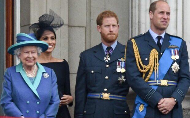 Elizabeth II, le dernier pont entre William et Harry «tant qu'elle est encore là»