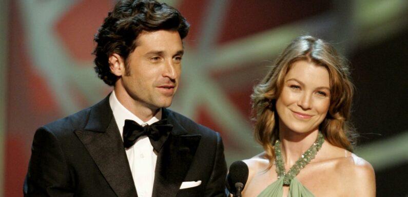 Ellen Pompeo (Grey's Anatomy) ravie d'embrasser Patrick Dempsey à l'écran, la vidéo qui fait jaser