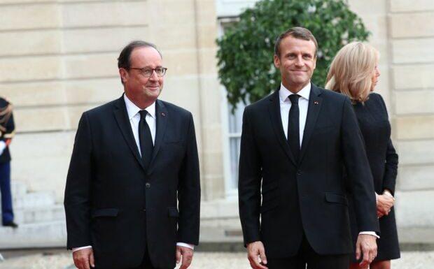 Emmanuel Macron giflé: François Hollande monte au créneau