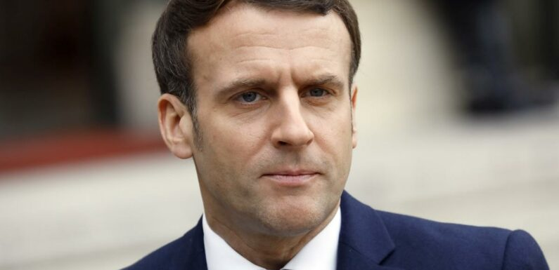 Emmanuel Macron giflé : Son agresseur condamné à de la prison ferme