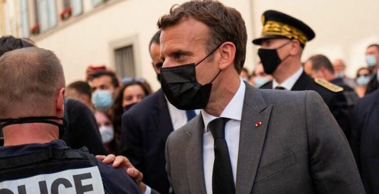 Emmanuel Macron giflé dans la Drôme : ce que l'on sait de son agresseur Damien Tarel