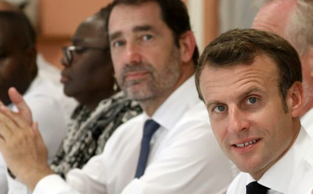 Emmanuel Macron: ses «fous rires» ont ridiculisé Christophe Castaner