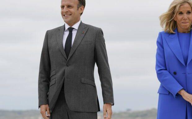 Emmanuel et Brigitte Macron: pourquoi le couple présidentiel a particulièrement touché le prince Charles