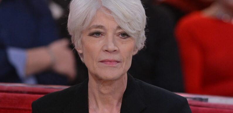 """Françoise Hardy, """"proche de la fin"""" et effrayée par la mort"""