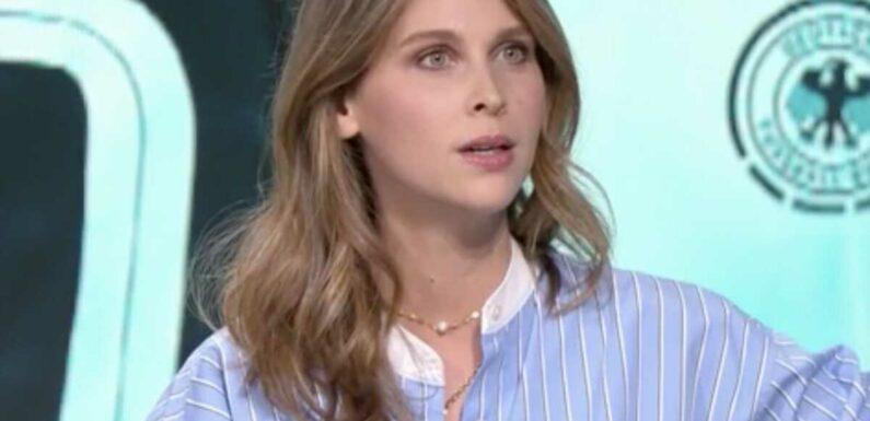 France/Allemagne : enceinte, Ophélie Meunier a eu mal au ventre avant le match (VIDEO)