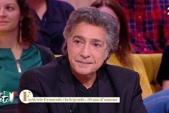 Frédéric François : Monique, sa compagne, hospitalisée en urgence… le couple en plein cauchemar !