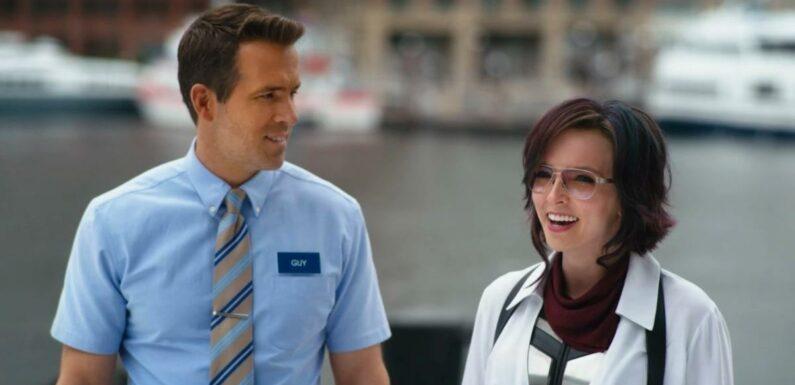 Free Guy : Ryan Reynolds et Jodie Comer (Killing Eve) réunis dans la nouvelle bande-annonce