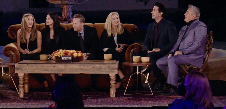 Friends : on connaît la date de diffusion des retrouvailles sur TF1 !