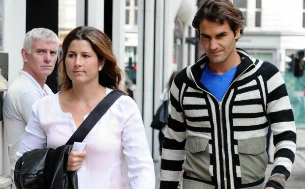 «Froide, dure», la femme de Roger Federer intrigue