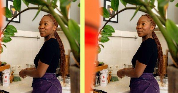 Gloria Kabe, nouvelle reine de la cuisine afro-végane