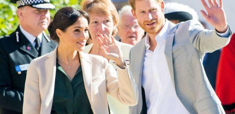 Harry et Meghan : vive polémique autour du prénom de leur fille Lilibet