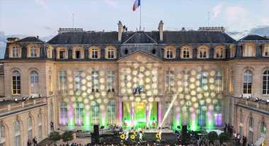 Jean-Michel Jarre et Cerrone ambianceront l'Élysée le temps d'une soirée électro pour la Fête de la Musique