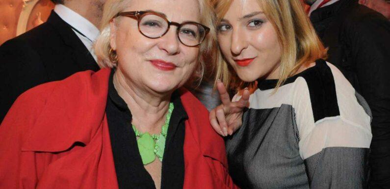 """Josiane Balasko : """"des conflits"""" avec sa fille Marilou Berry, elle évoque leur relation"""